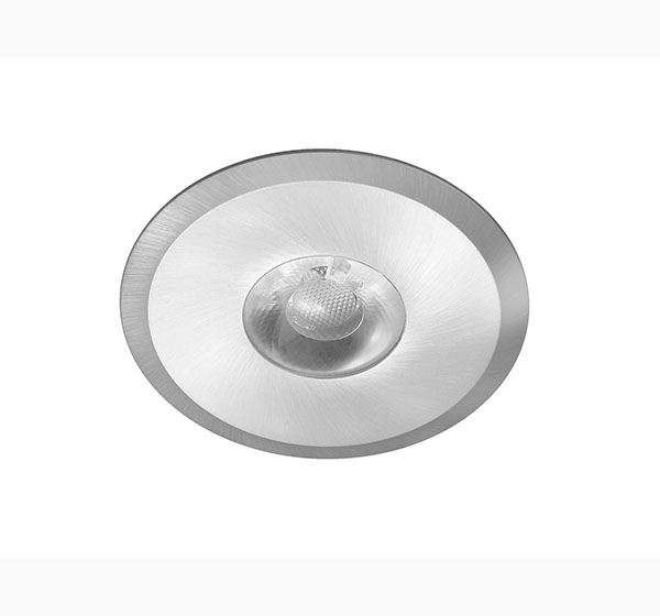 230V direct input LED downlight, no need for external driver