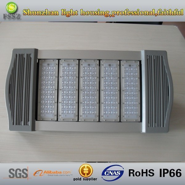 60W-240W die casting aluminum outdoor LED tunnel light housing IP66