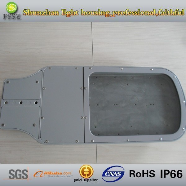 Great waterproof ADC12 die casting aluminum LED 80w street light fixture