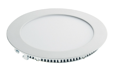 super bright 180mm 12W round led panel light for bathroom with CE