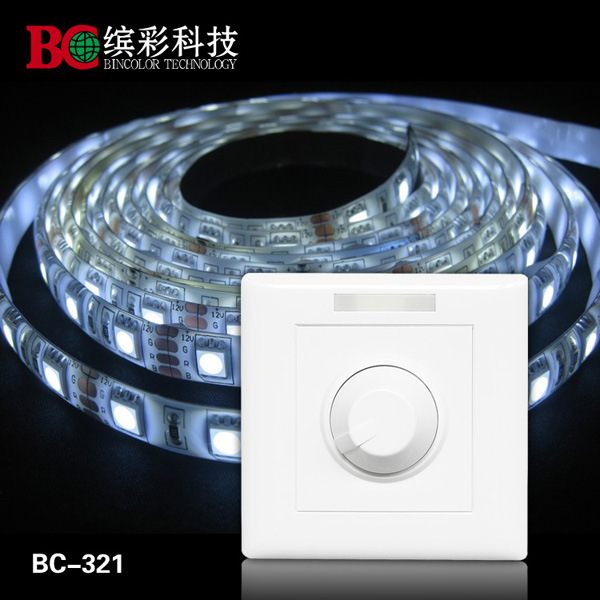 DC 12-24V rotary switch dimmer switch