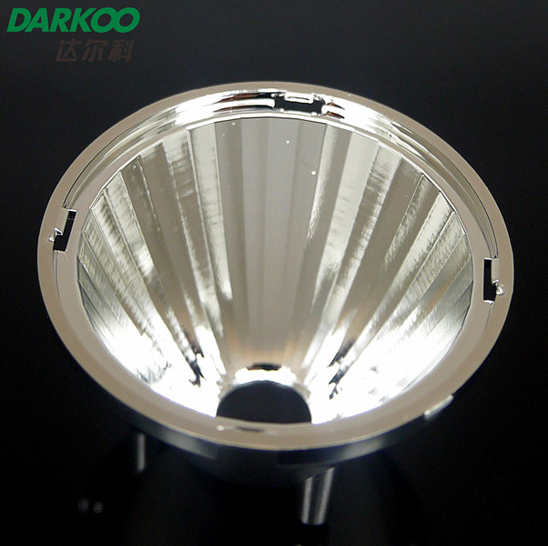 2017 new AR111 light PC material cob led reflector application DK5015-REF-HK