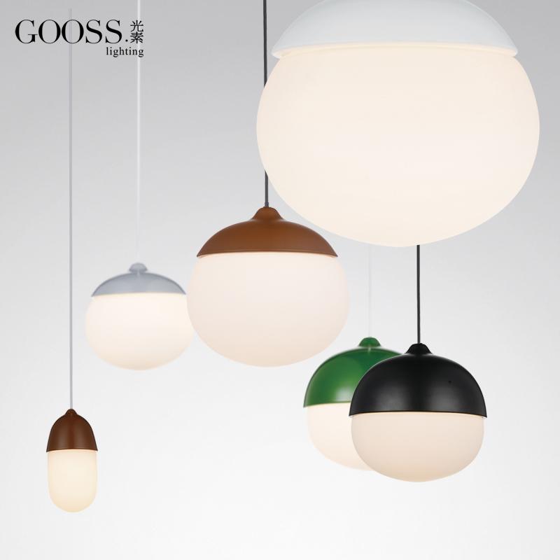 Pendant Lamp/ Modern Simplicity/Finlan Acorns