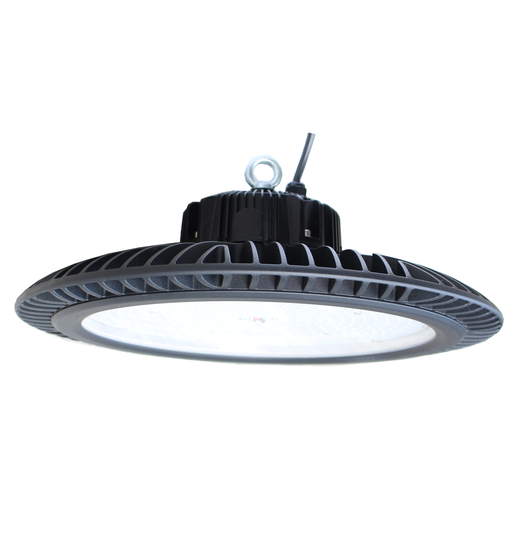 Floodlightother industrial lightsgas station light canopy light round led high bay light 200w with philips chip and meanwell driver arubaitofo Images