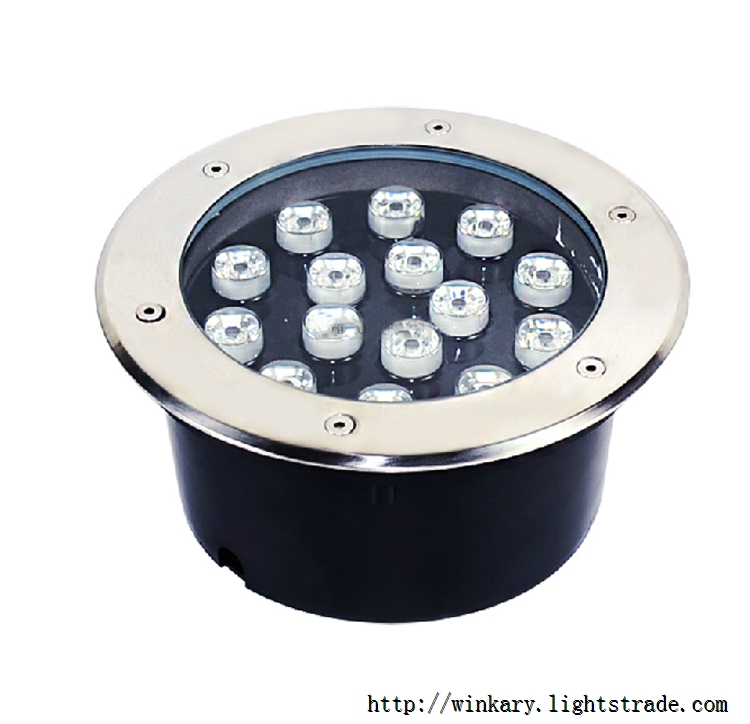 WKY-UND-06 15W LED Inground light