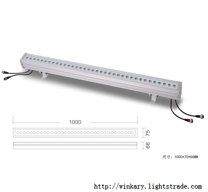 WKY-WWS-06 36W LED Wall Washer Light