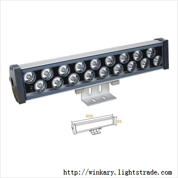 WKY-WWS-14 18W led wash wall light