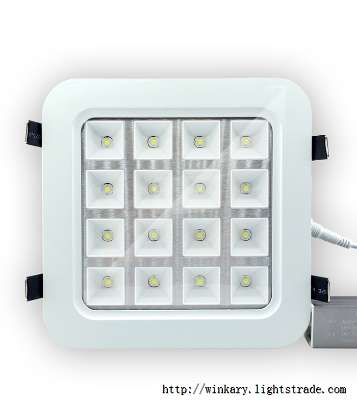 WKY-CELL-03 16W LED panel light