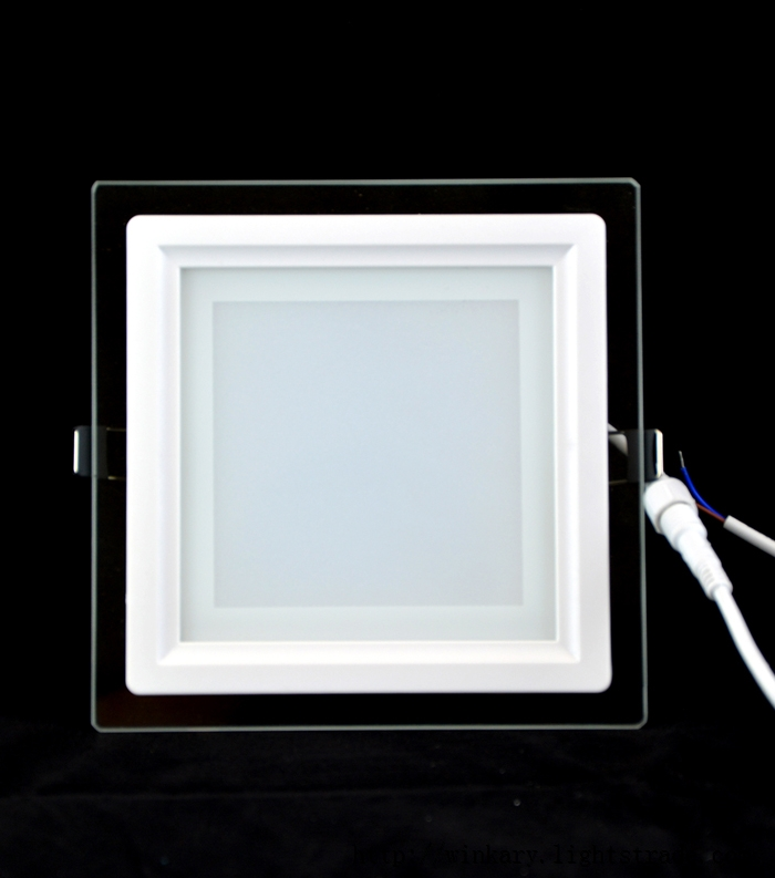 WKY-CELL-06 12W LED panel light