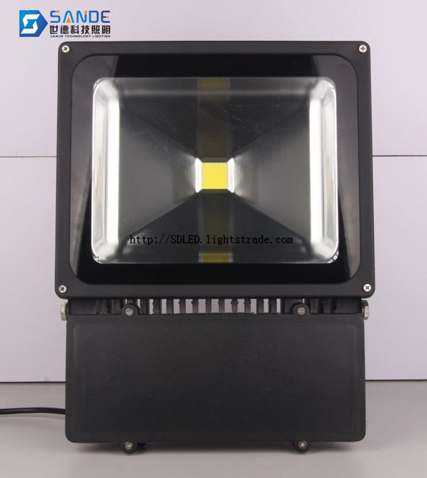 100W led flood lights manufacturer with CE&ROHS,IP65