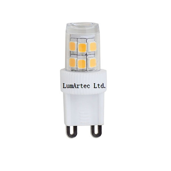 New LED G9 bulbs Chinese manufacturer