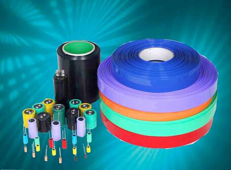 PET heat shrink tubing for battery
