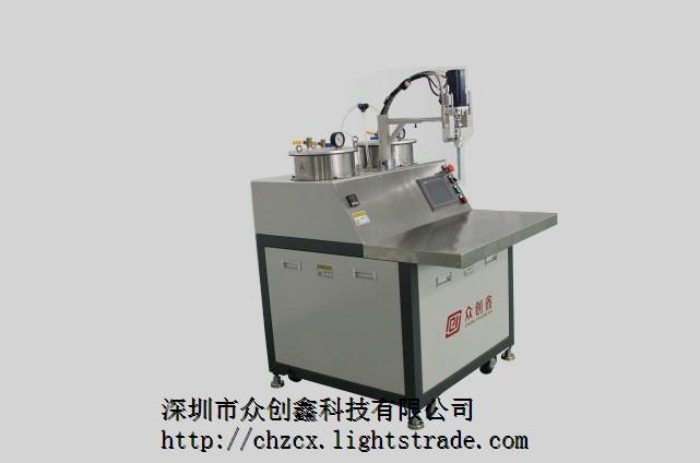 ZCX-PJ160, ZCX-PJ180 Glue Preparation Machine