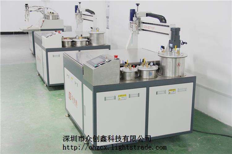 ZCX-SZ700 Potting Machine