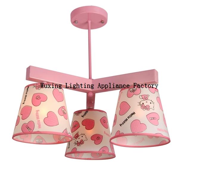 Cartoon pendant lamps kid lamp LED
