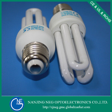 CFL light, 3U lamp 30w with the factory price