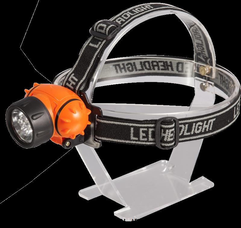 强光超亮铝合金自行车帽灯