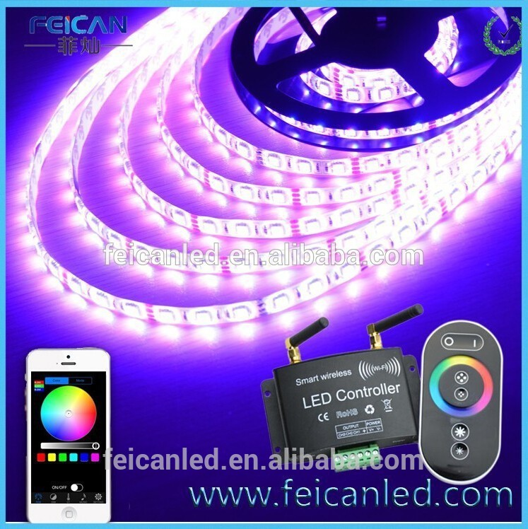 wifi led controller for rgb Color RGB Strip
