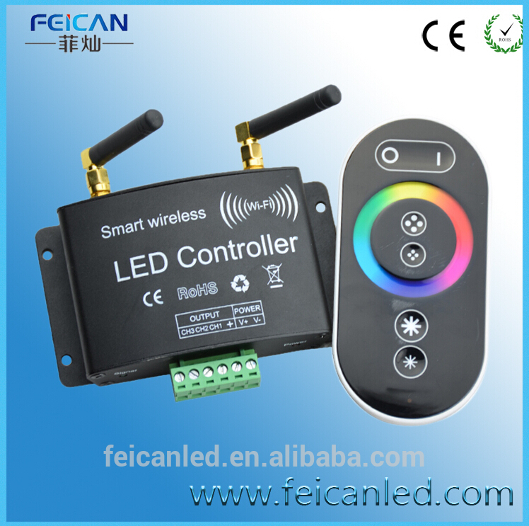 Professional quality WiFi LED controller - Constant current