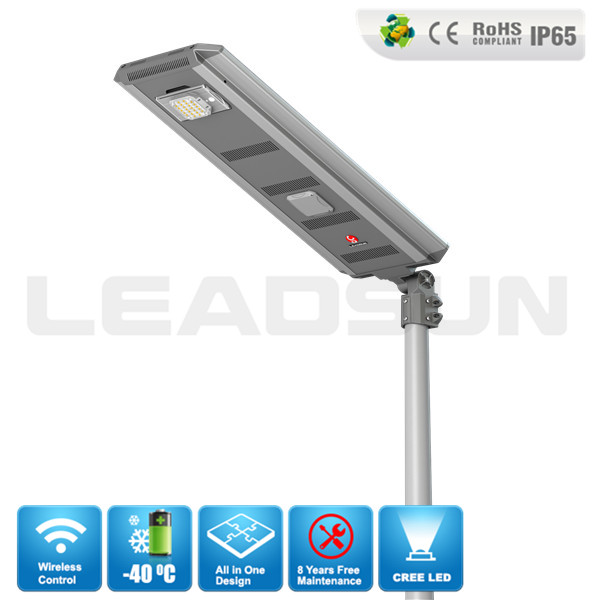 30W Led Outdoor Led Street Light ,Solar Path Light ,Solar Road Light