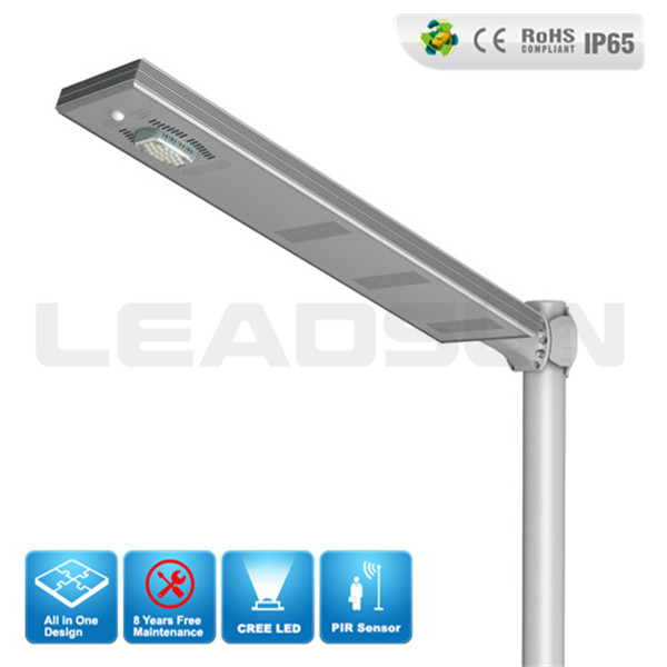 16w Led Solar Garden Light Solar Yard Light