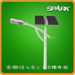 SPARK 55w Solar LED Street Light