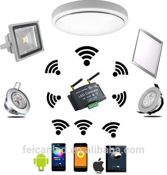 WiFi LED Constant Current Controller