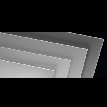 Diffusion plastic sheet, PC or PMMA for lighting diffuser