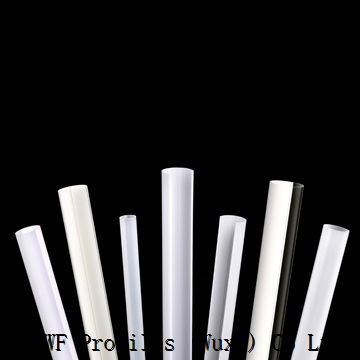 Extrusion T5 tube, LED covers or tube for T serious LED lighting