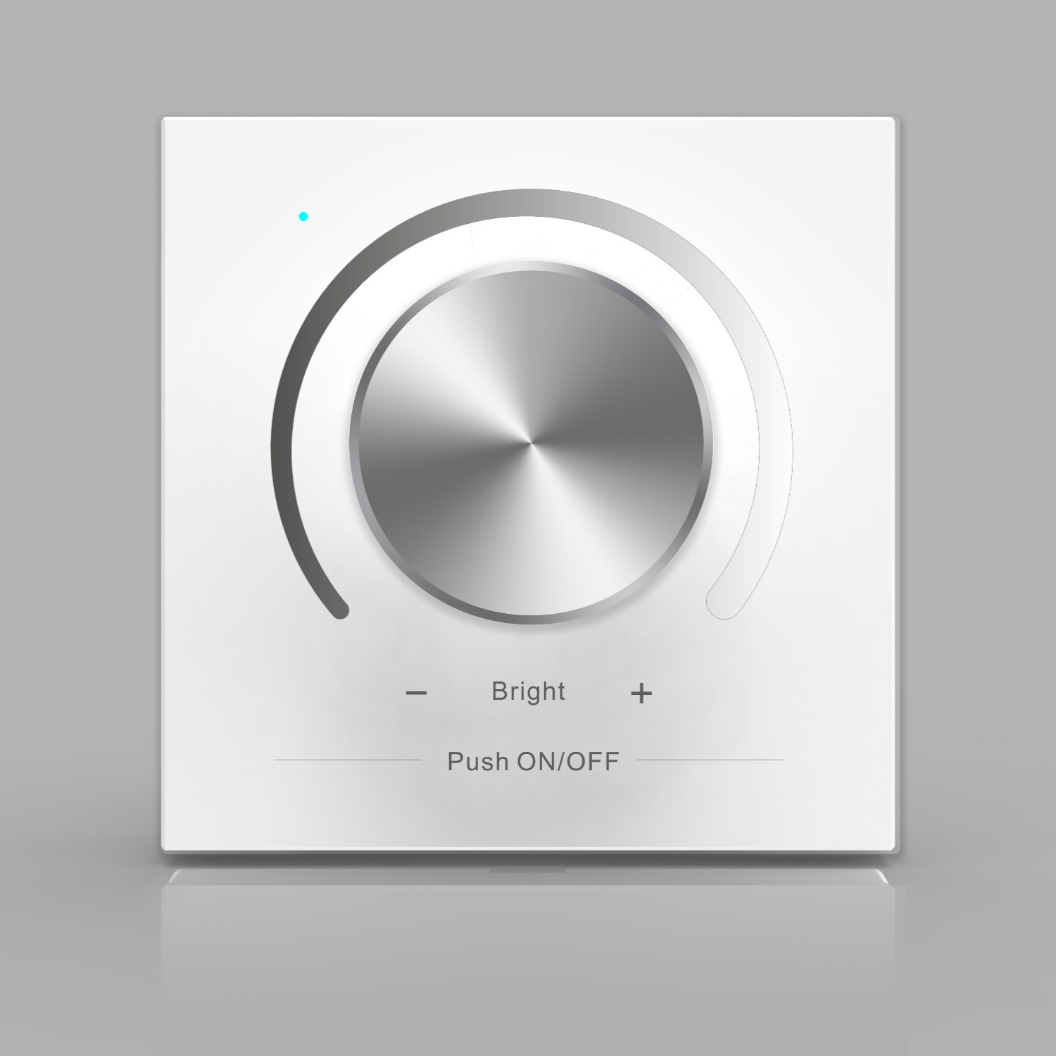Led Dimmer Knob Panel Led Controller Control The