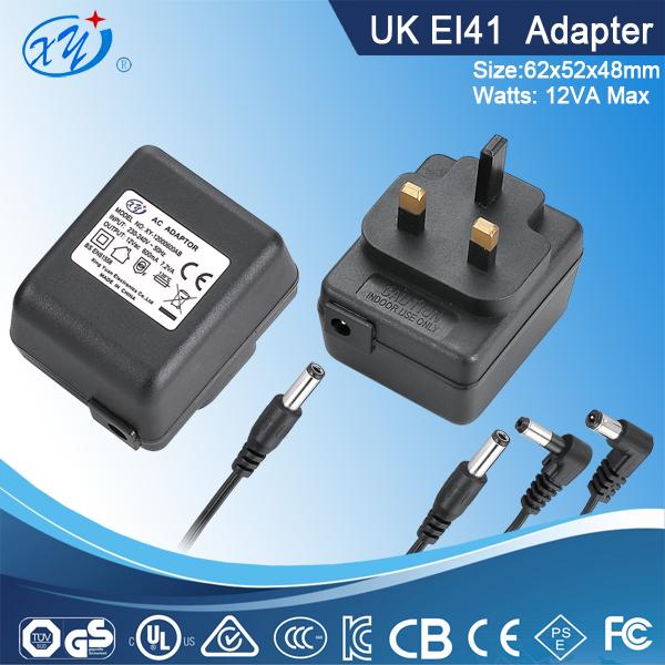 Linear adaptor/ transformer for indoor use