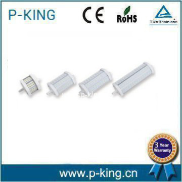 CE ROHS r7s led 1100lm COB 118mm r7s led 14w r7s led 30000h 100lm/w Energy Saving R7S LED Corn Light