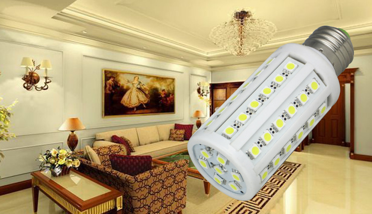China supplier new products 2016 innovative led dimmable corn light for outdoor indoor led bulb