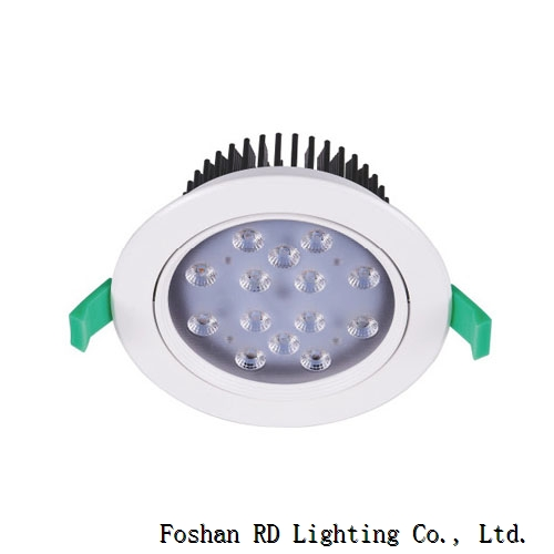 RD - 118-15 w 15 w SMD adjustable ceiling lamp