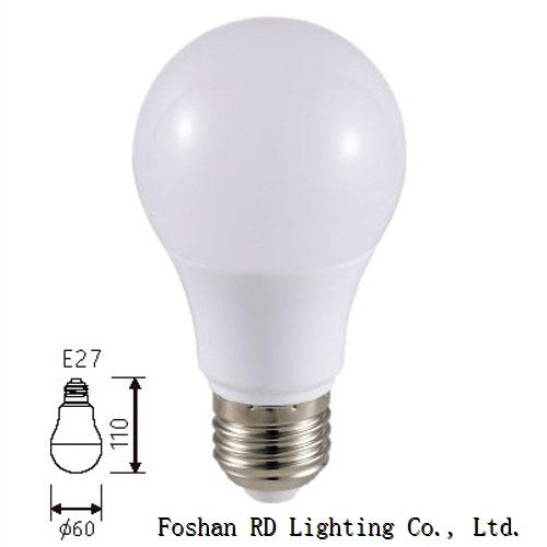 Led bulb light A60A-5W