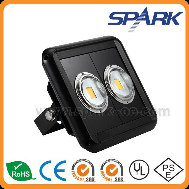 Spark New Integrated 90 watt LED Flood Light