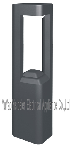 Outdoor LED Garden lamp, CE Approved,aluminium ,die-casting