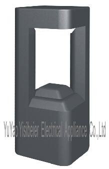 Outdoor LED lawn lamp, CE Approved,aluminium ,die-casting