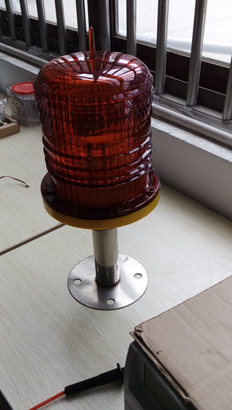 Low Intensity Aviation Obstruction Light ( Used in Ships,Boats,Yacht,Buoys,Heliport,Airport etc )