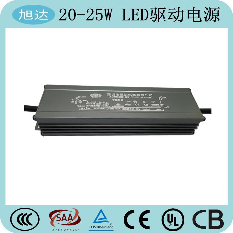 LED Driver panel light XD-E1022 IP Rating IP65-SHENZHEN XD