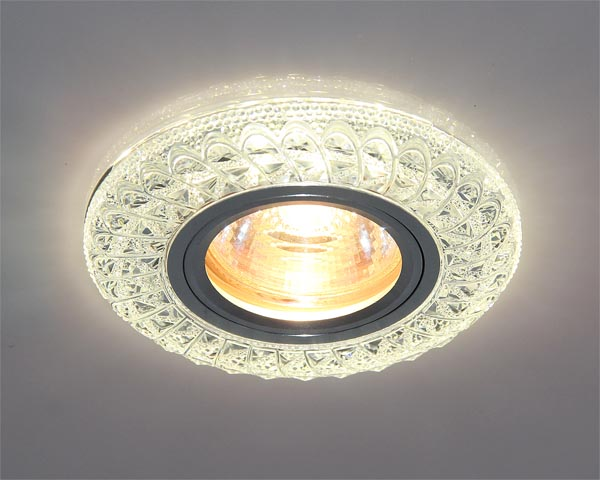 new arrive round MR16 GU5.3 GU10 resin ceiling lamp with 3w SMD2835