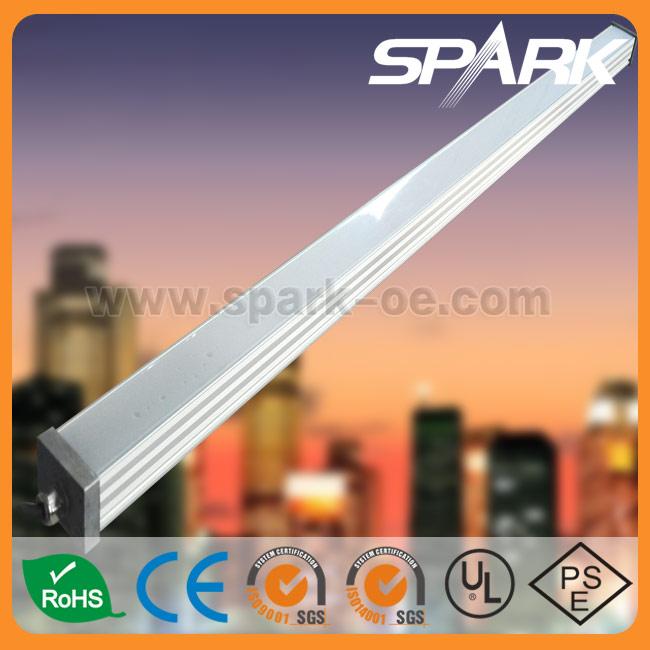 Spark High Efficiency linear led inground light 12w