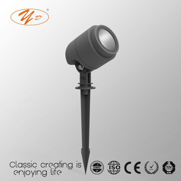 Yunda 3723 12W CREE COB CE CCC IP65 Outdoor Spot Lamp