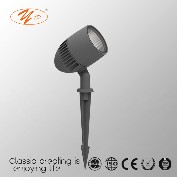 Yunda 3727 8W CREE COB CE CCC IP65 Outdoor Spot Lamp