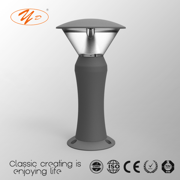 YUNDA 053014-45 Outdoor Garden Light lawn lamp Waterproof IP54 LED 12W CE CCC approved