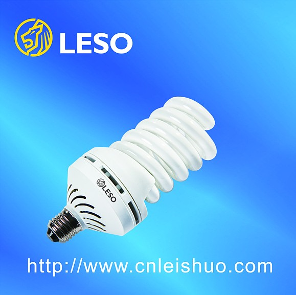 Energy saving lamp 23W full spiral T4 E27 8000h cheap price and high quality