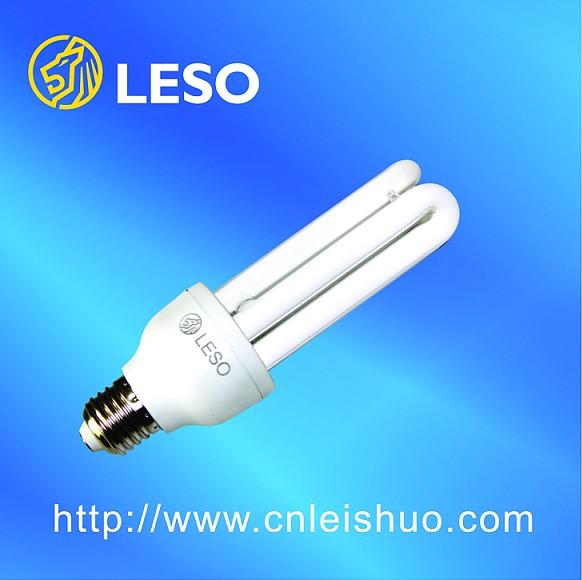 Energy Saving Lamp 3U 13W B22 daylight PP material Factory Price