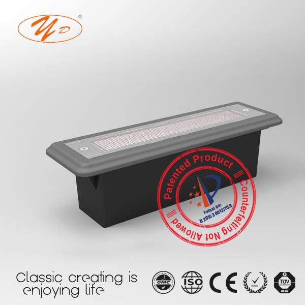 Yunda 3861 5W CE CCC IP65 Aluminum body LED Step lights