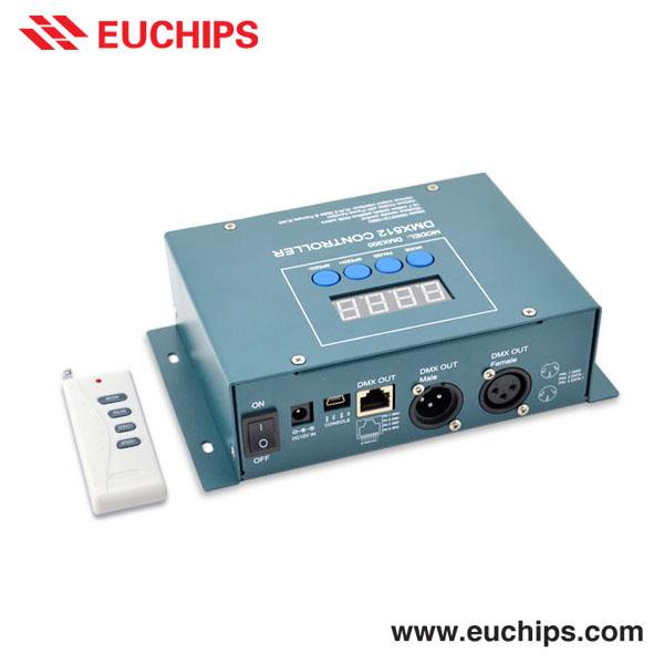 Shanghai Euchips 12VDC XLR-3 / RJ45 DMX512 controller DMX300