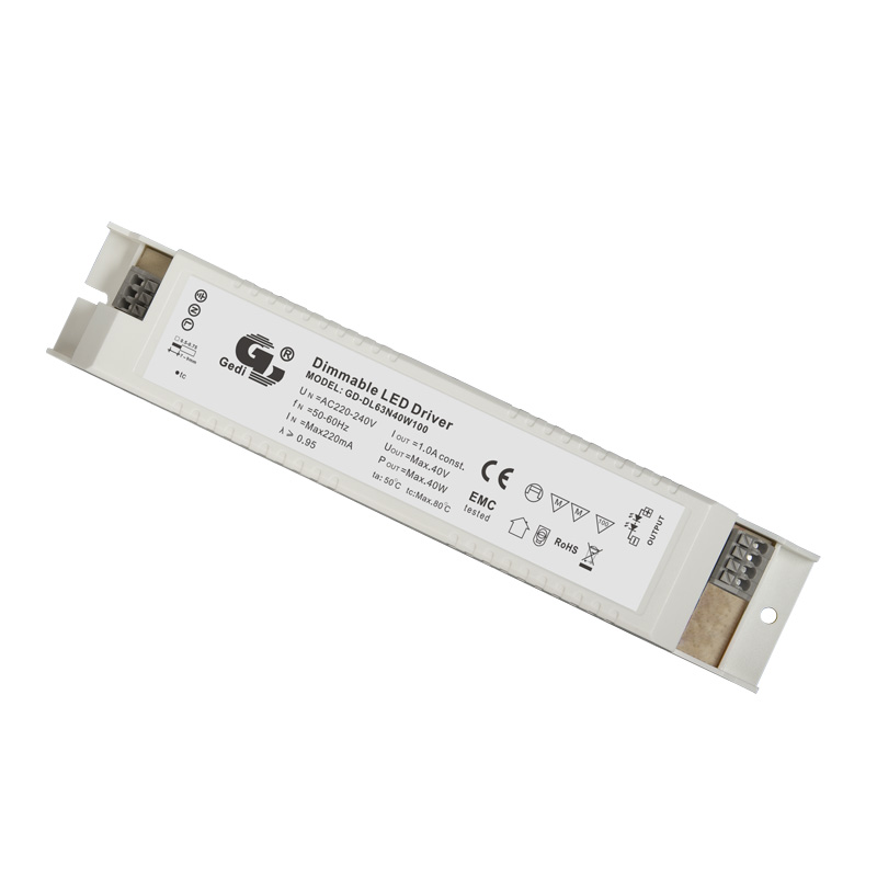 TRIAC Dimmable LED Driver GD-DL63N